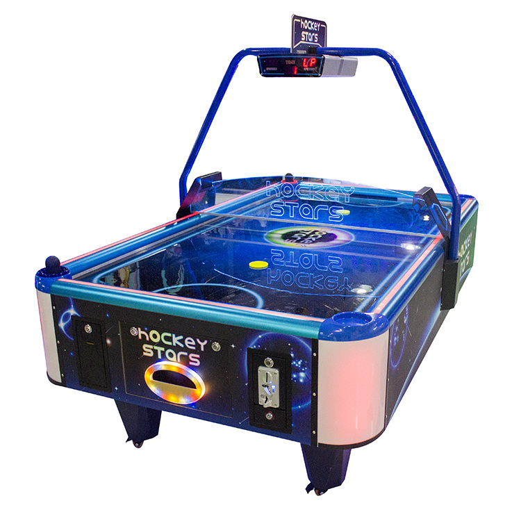 China Coin Operated Air Hockey Game Machine Sports Games Tournament