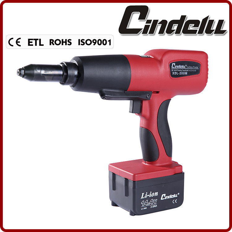 Hot Sell Cordless Blind Riveter (XDL-200M)