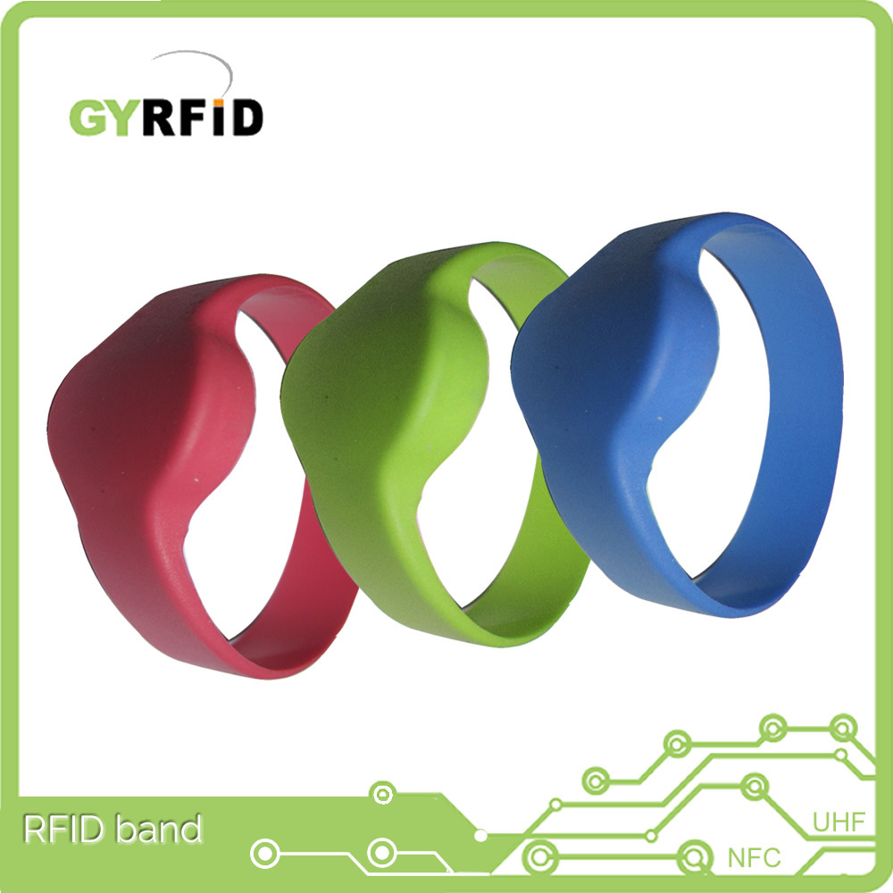 Proximity Watch RFID Wrist Band for Pub (WRS74) pictures & photos