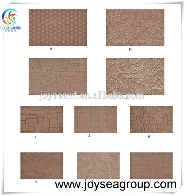 [Hot Item] Hardboard Wall Panel for Commercial Building Partition Fireproof  Grade a Easy and Fast Installation