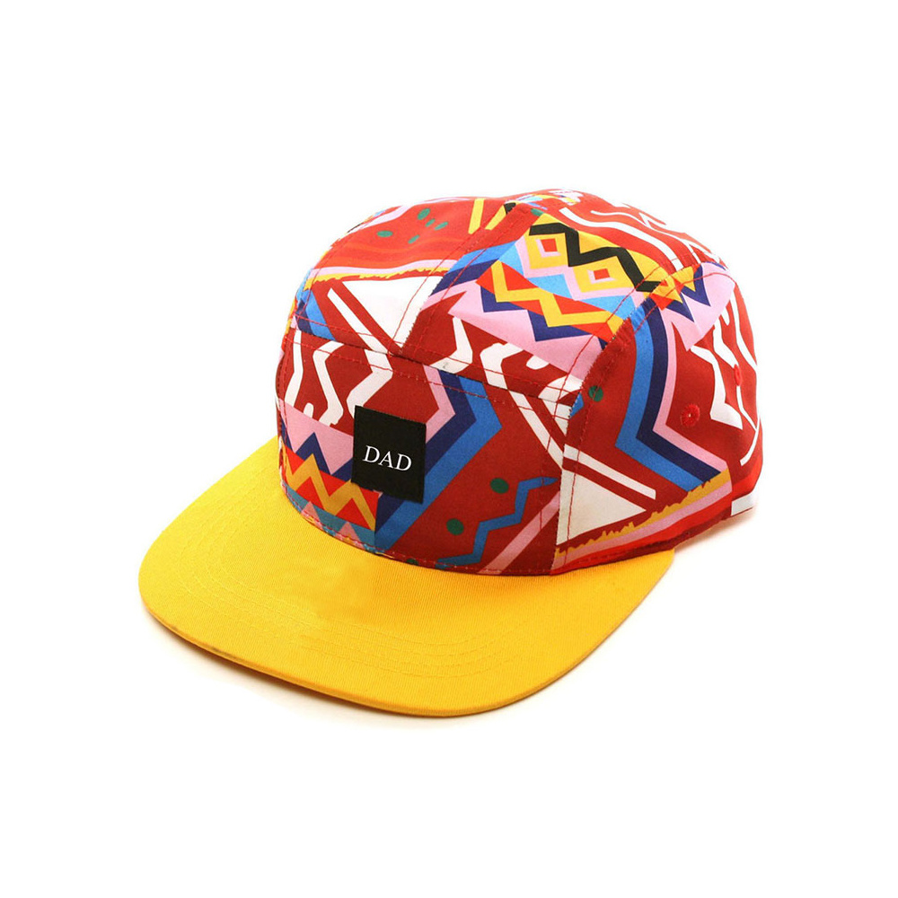 f751f14489cc0 China Custom Aztec Printing 5 Panel Snapback Hat Photos   Pictures ...