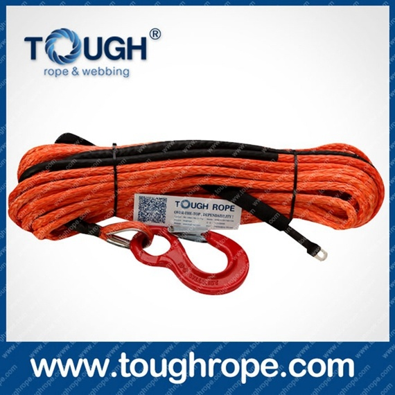 Color Synthetic Winch Rope ATV Winch Cable Amazon