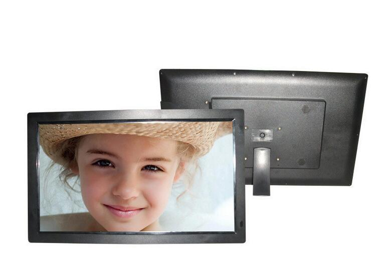 18.5 Inch Digital Photo Frame Full HD 1080P Digital Frame for Advertising pictures & photos