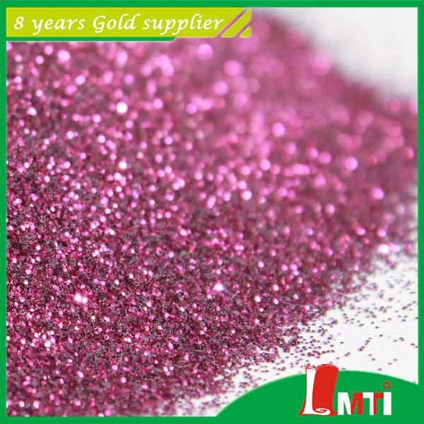 Colored Series Pet Glitter Powder for Paint pictures & photos