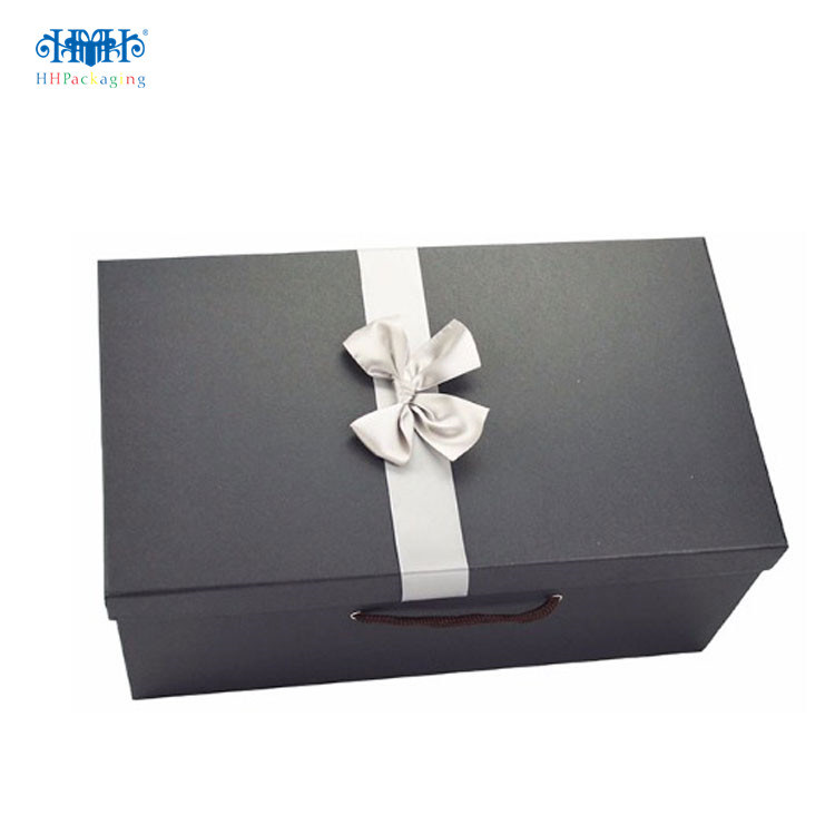 Luxury Color Printing Cardboard Paper Flat Gift Rigid Box Package pictures & photos