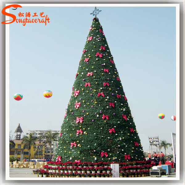 China Factory Direct Outdoor Decoration Led Lights Christmas Tree