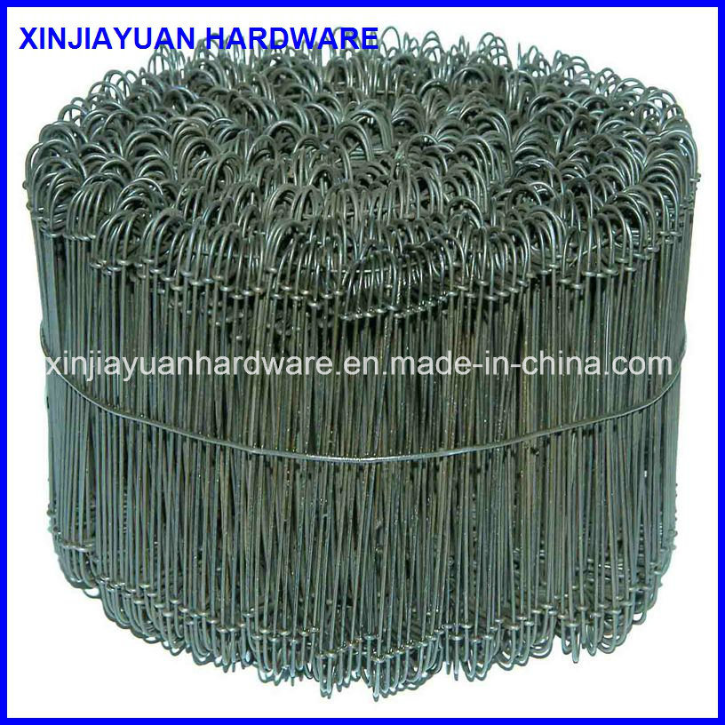 China 4′′-12′′ Black Annealed / PVC Coated / Copper Coated Rebar Tie ...