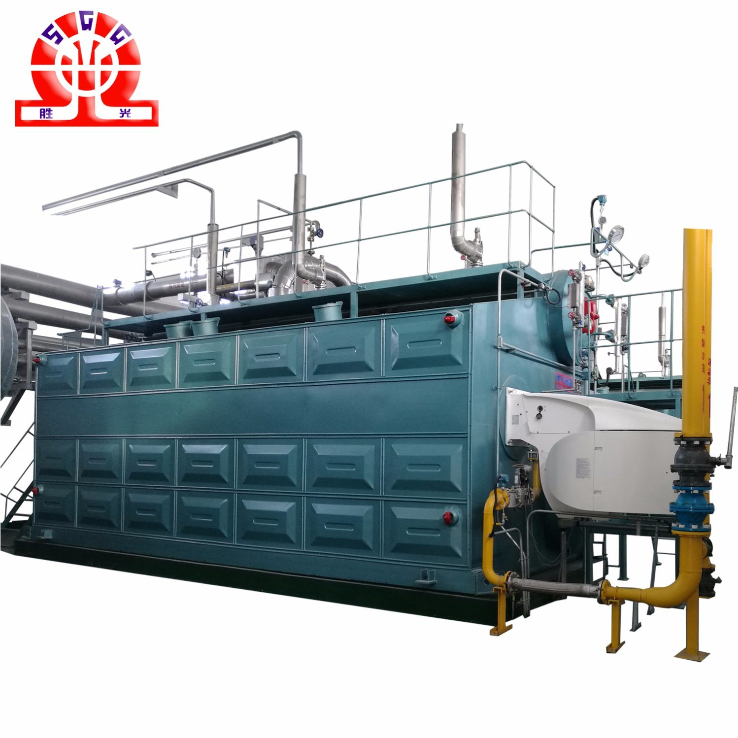 China Automatic Steam Boiler with Oil Fuel - China Oil Fired Steam ...