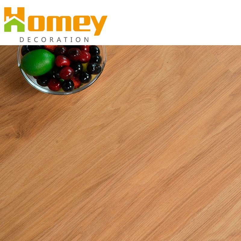 Uv Coating Wood Look Pvc Vinyl Floor