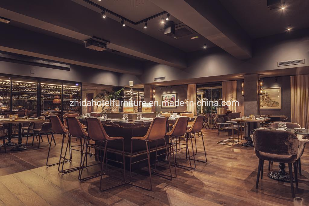 China Restaurant Bar Cafe Furniture Wooden Industrial Vintage With Cheap Tables And Chairs Photos Pictures Made In China Com