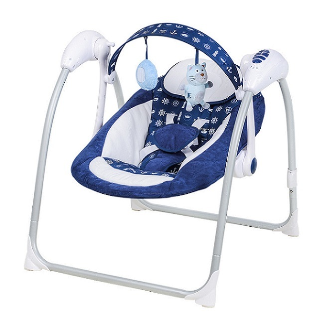 China Baby Swing Seat Infant Toddler Rocker Chair Portable