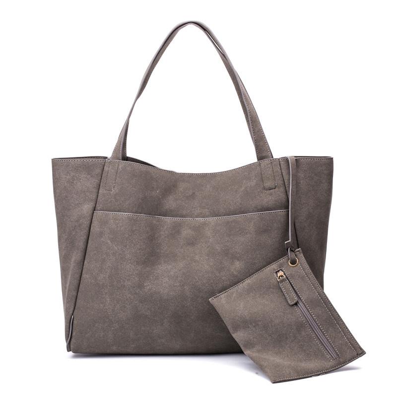 China Designer Women Handbags With Purse Inside Las Tote Bags Handbag