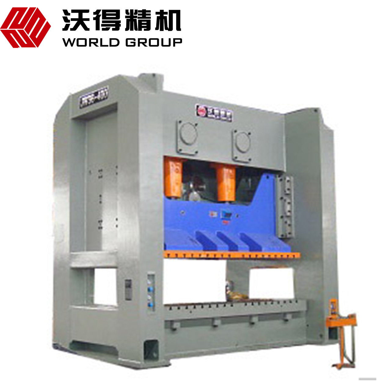 China 400 Ton Jw36 Series Heat Power Transfer Punch Machine With Plc Pocer Transper