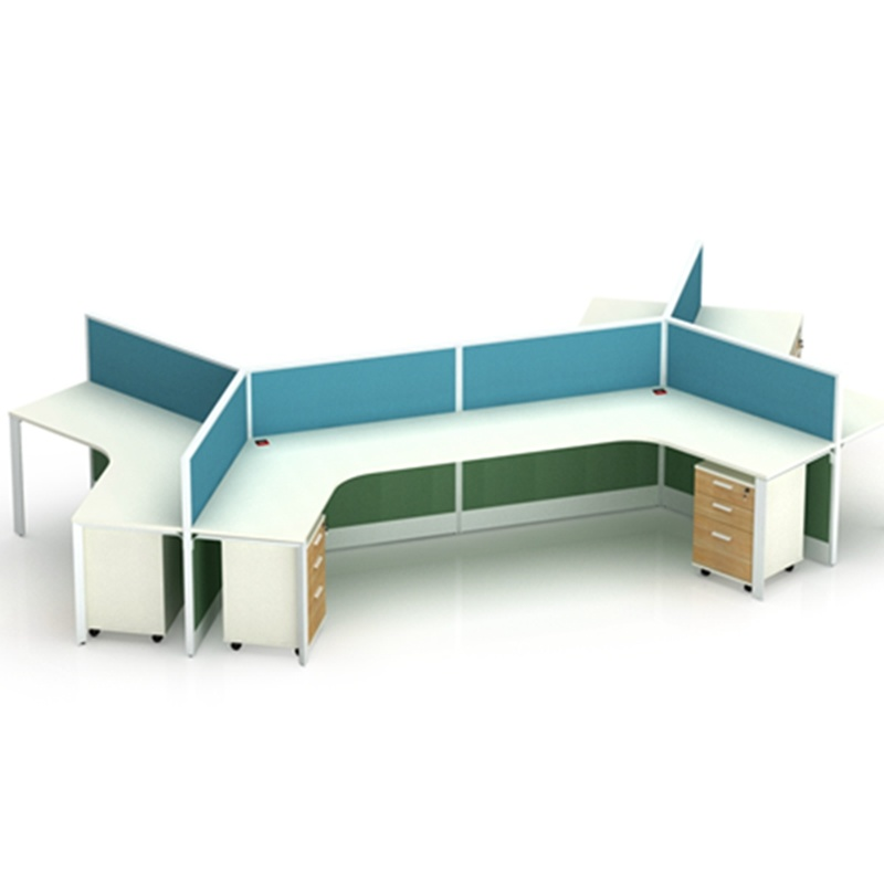 Nice China Modern High End Office Desk For Workstation   China Office Desk,  Workstation