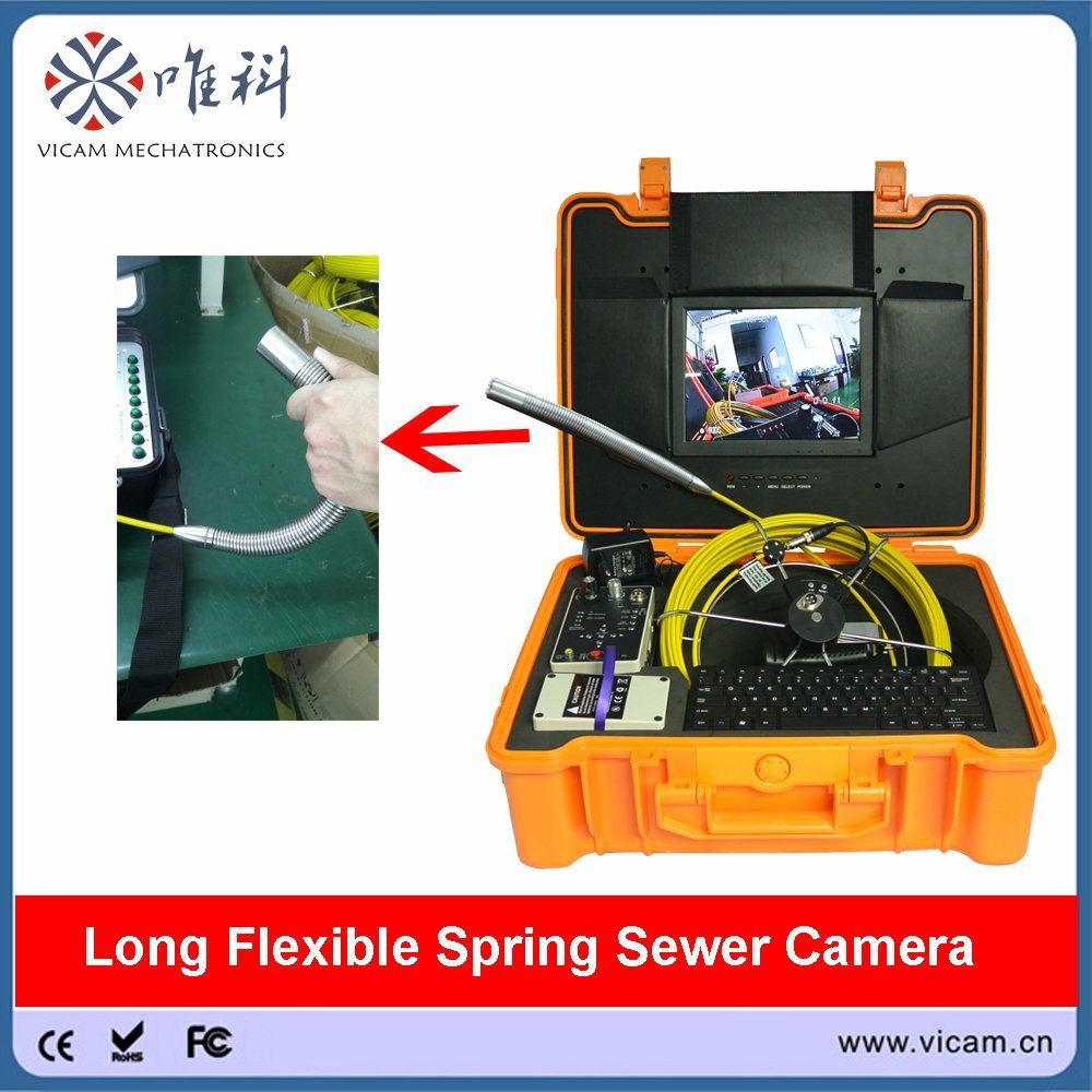 China Underground Color Video Inspection Tools for Piping