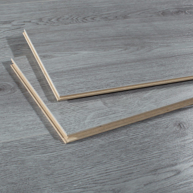 Hdf Ac4 Imported Paper Vinyl Wood Wooden Laminated Laminate Flooring
