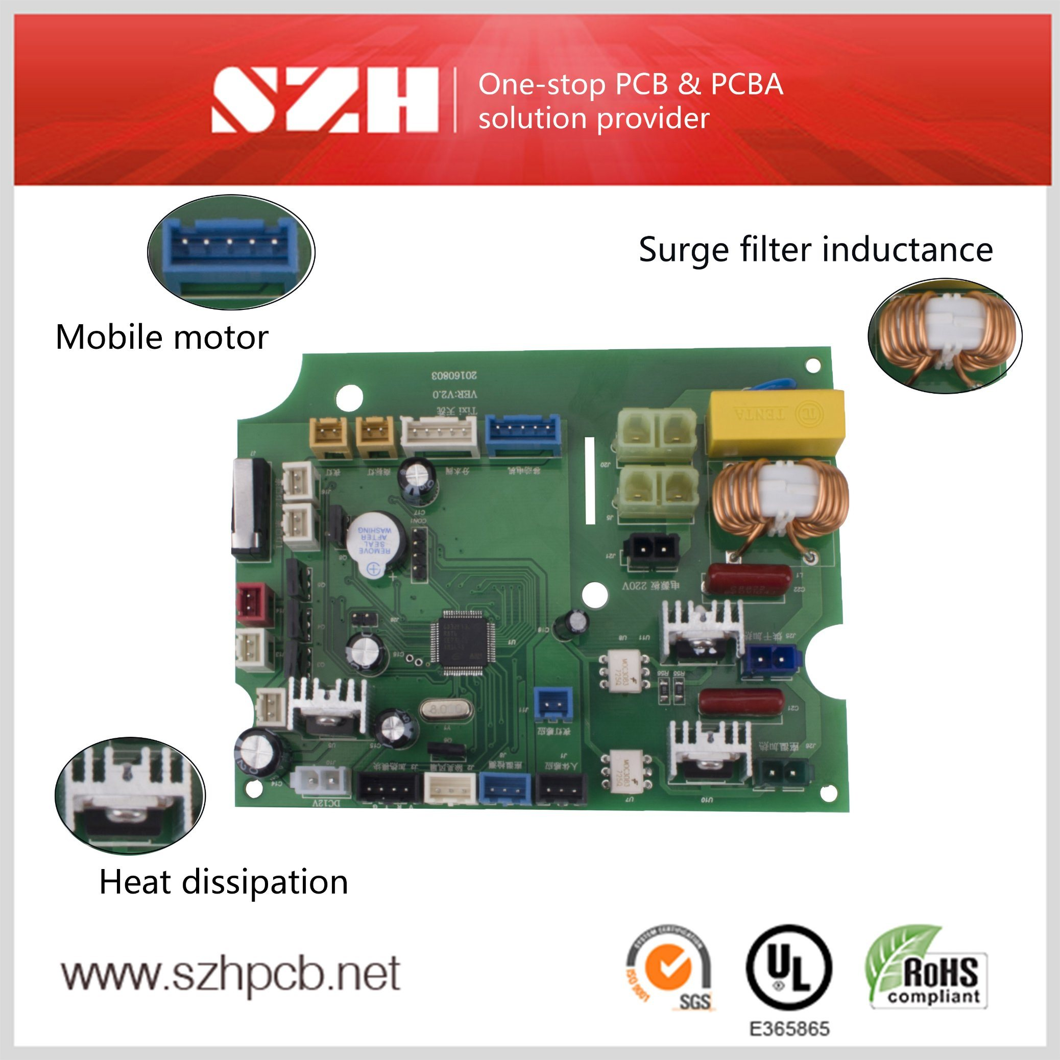 China ODM Automatic Intelligent Bidet Main Board Manufacturer ...