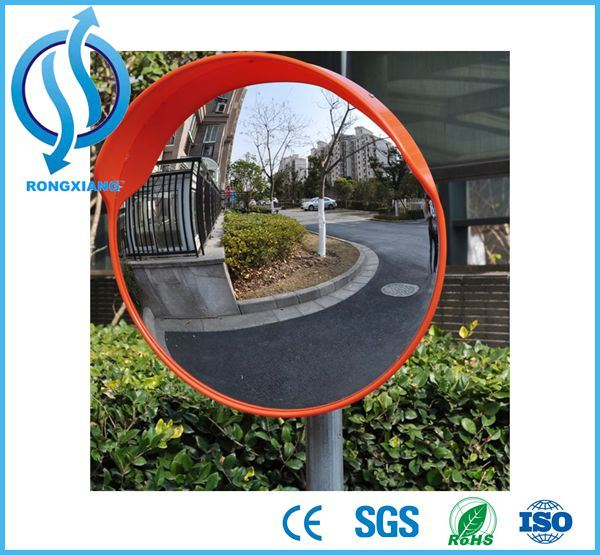 Driveway Outdoor And Indoor Acrylic Convex Mirrors Safety