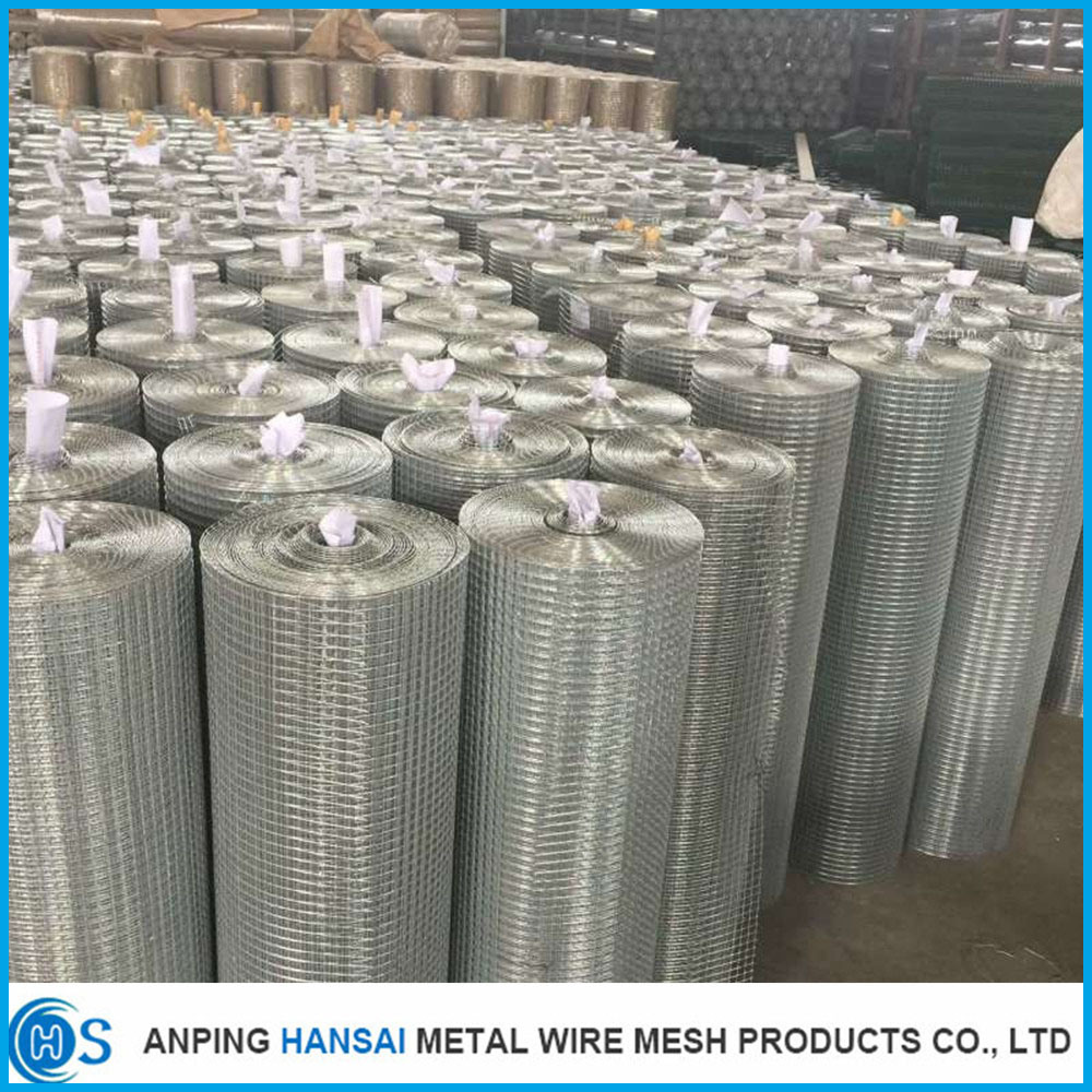 China PVC Plastic Coated Welded Wire Mesh Fence for Making Crab Trap ...