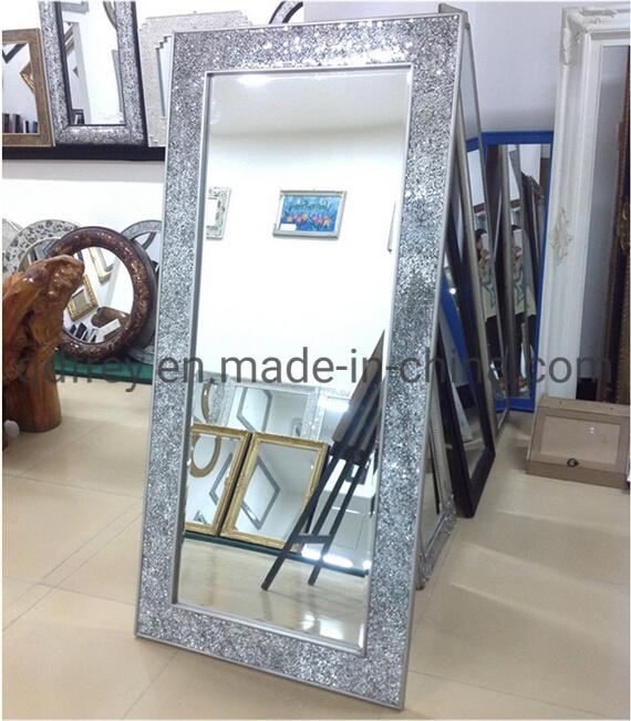 China Mosaic Design Decorative Wall, Wood Mirror Frames Design