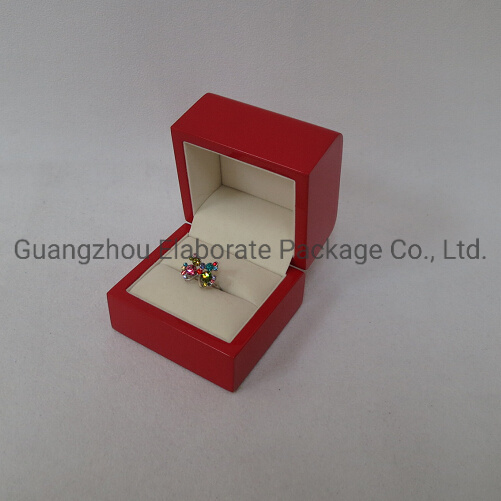 Matte Black Elegant Sleeve Earring or Pendant Gift Box Jewelry Display