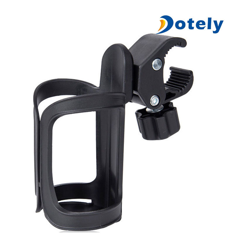 Plastic Bicycle Front Cup Holder Bike Handlebar Drink Water Bottle Cage
