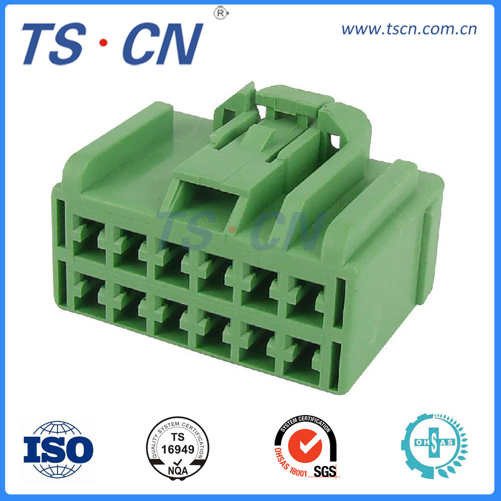 China Volvo Plastic Automotive Wire Harness Assembly