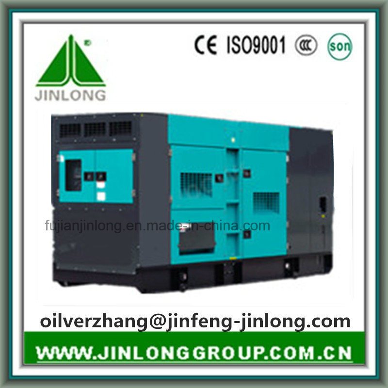 27kVA-650kVA Deutz Silent Diesel Generator Set 3-Phase Factory Price