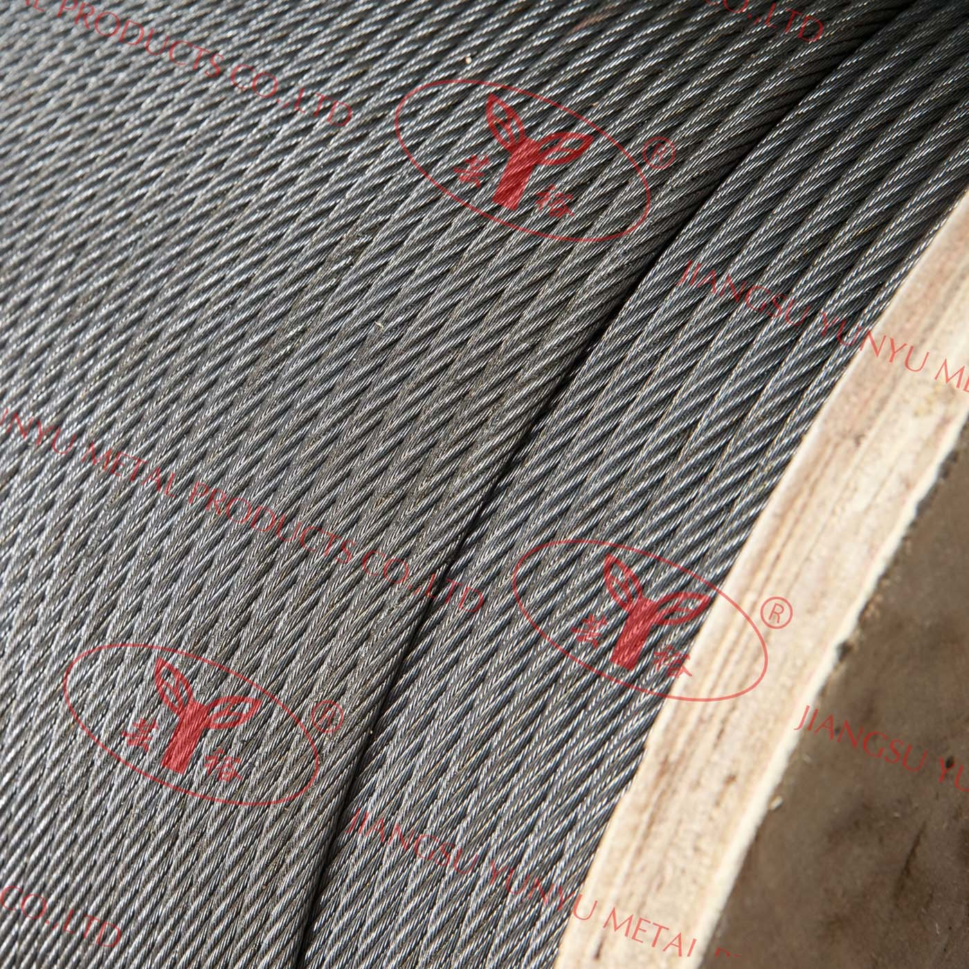 China Wire Rope for Elevator - 6X19+NFC/Sfc - China Cable, Steel ...