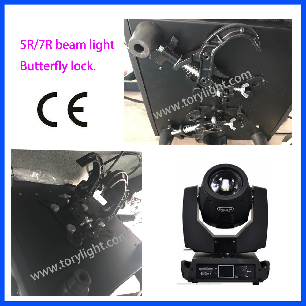 DJ Light Claypaky Sharpy 200W Beam Moving Head pictures & photos
