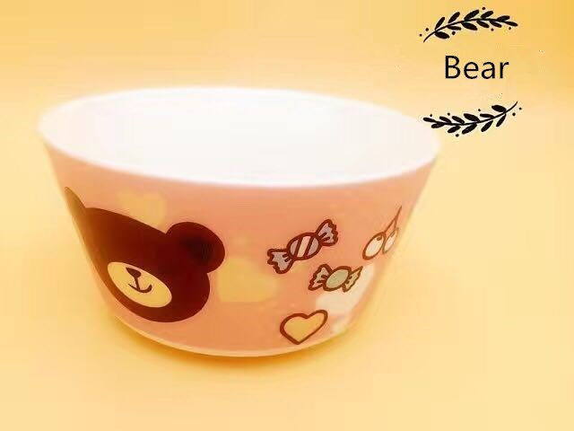 4.5 Inches of New Bone China Portland with Cute Animal Pattern for Promotional or Gift pictures & photos