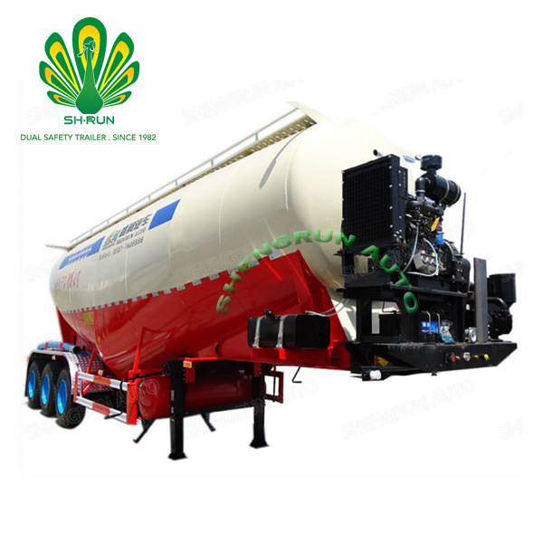 50 Tons Utility Bulk Cement Tank Truck pictures & photos