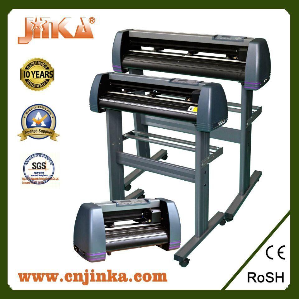 China jinka practical series 1350mm vinyl sticker cutter jk1351xe china cutter machine vinyl cutting plotter