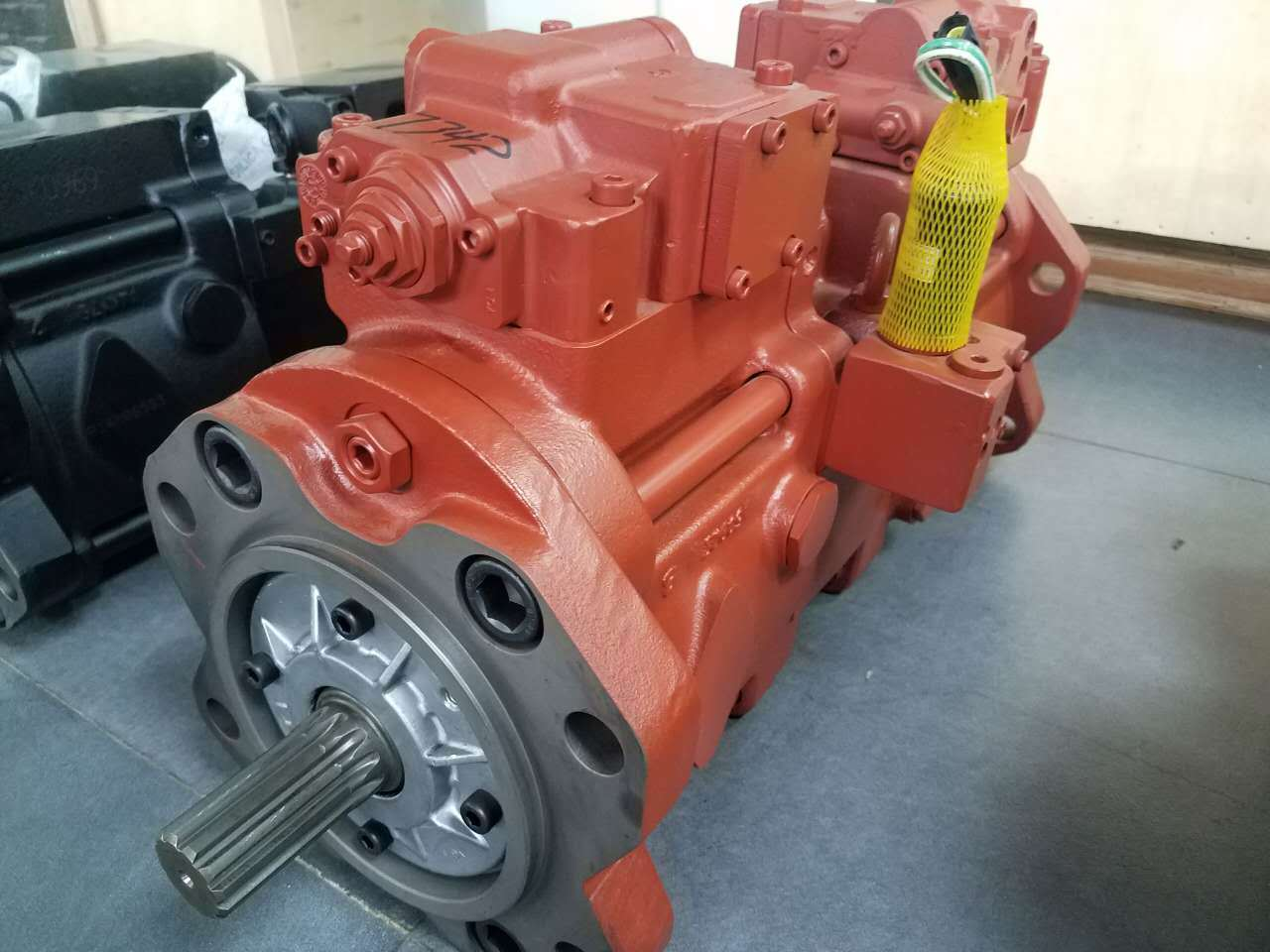 Piston Pump for Mini Excavator
