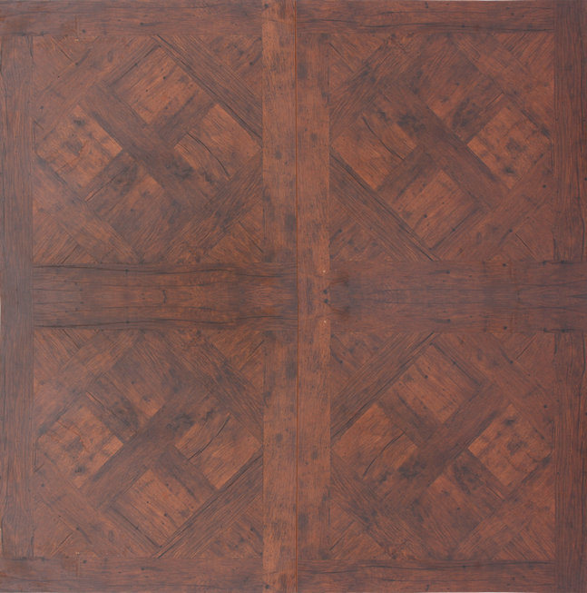China Square Parquet Style Laminate Flooring 928 China Laminate