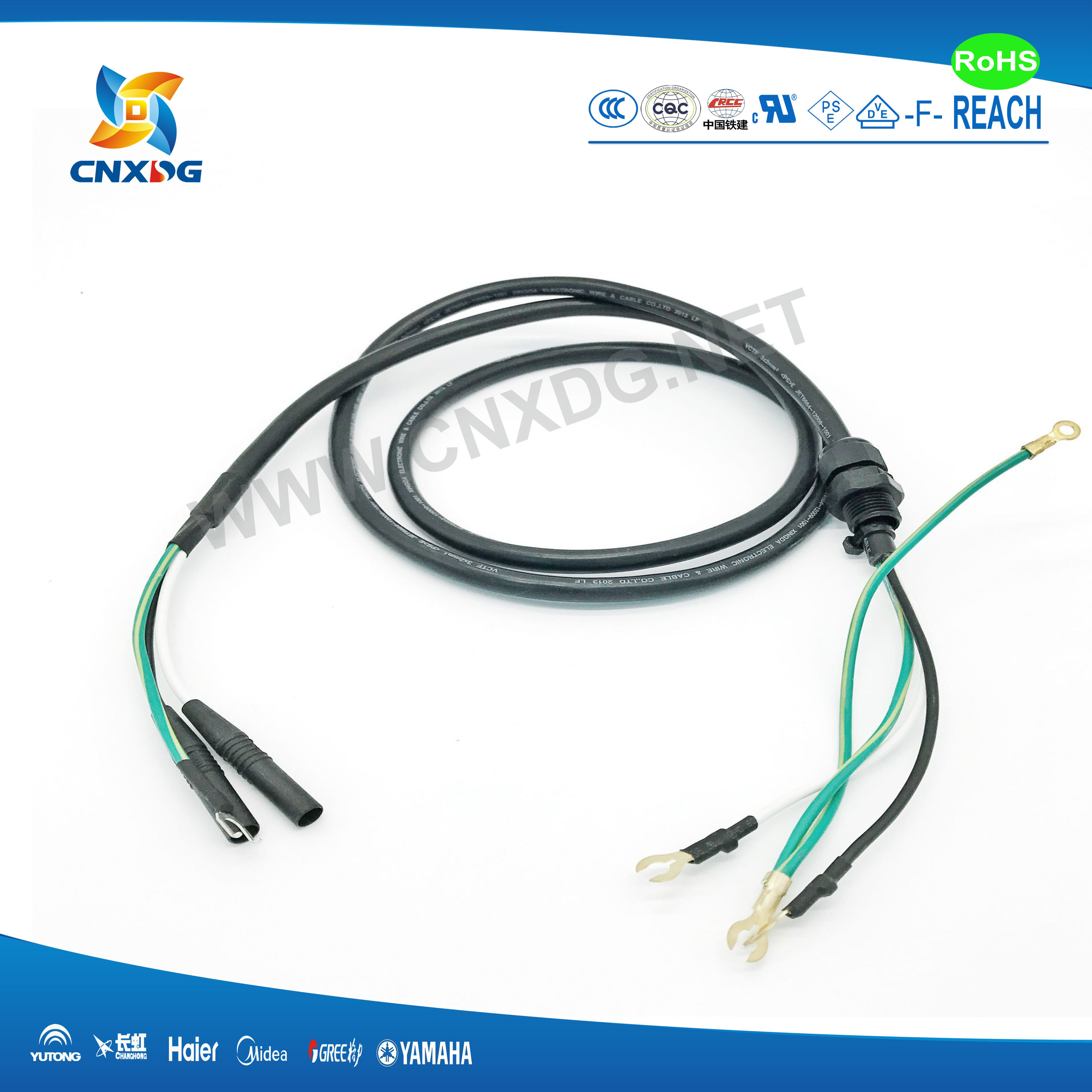 China Wire Harness for Automobile Motorcycle1 - China Wire Harnes, Cable  Harness