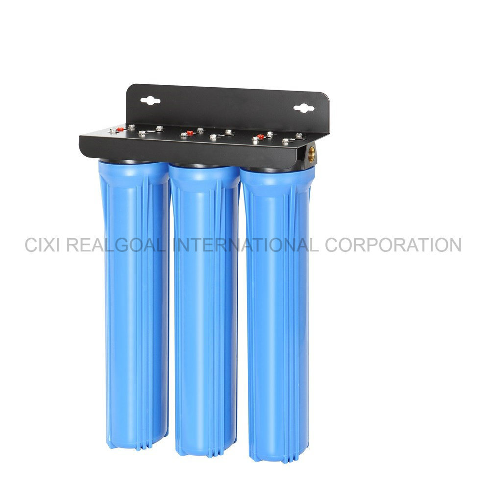 2 Pcs Stage-3 10/'/' CTO Activated Carbon Block Water Filter Replacement RO System