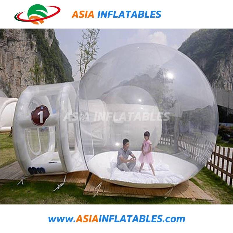 promo code 0918e 35d91 [Hot Item] Inflatable Round PVC Inflatable Bubble Tent, Inflatable Bubble  Camping Tent