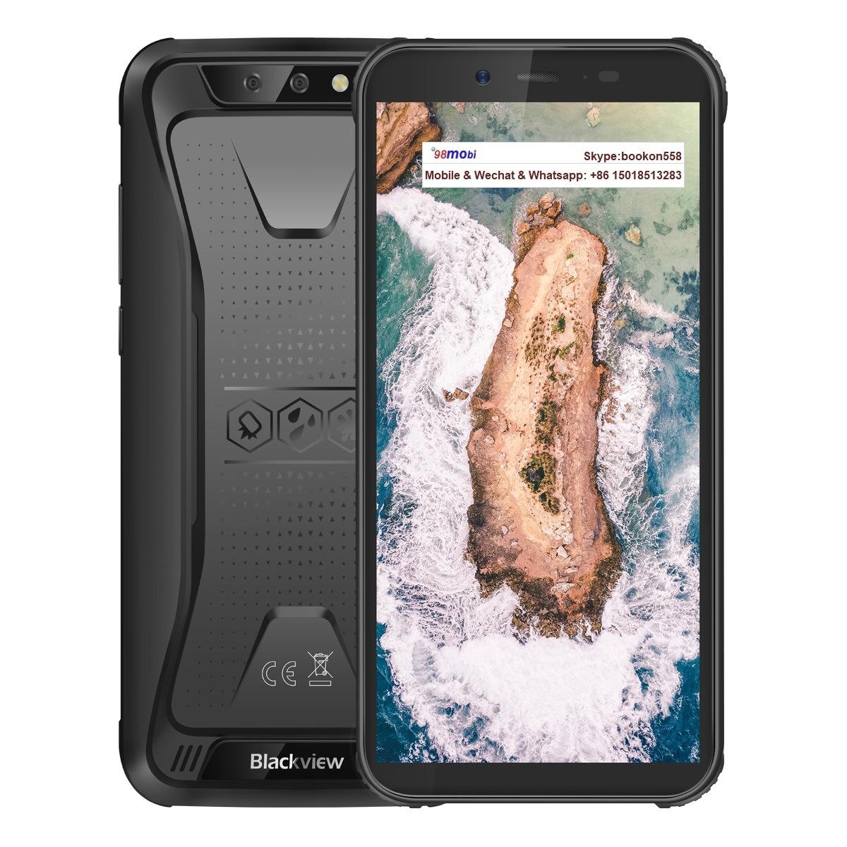 Hot Item Blackview Bv5500 Ip68 Waterproof Rugged Smartphone 5 4400mah Smart Phone