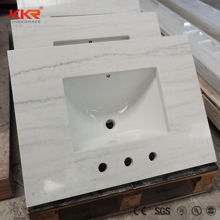 Pre Cut Marble Like Artificial Stone