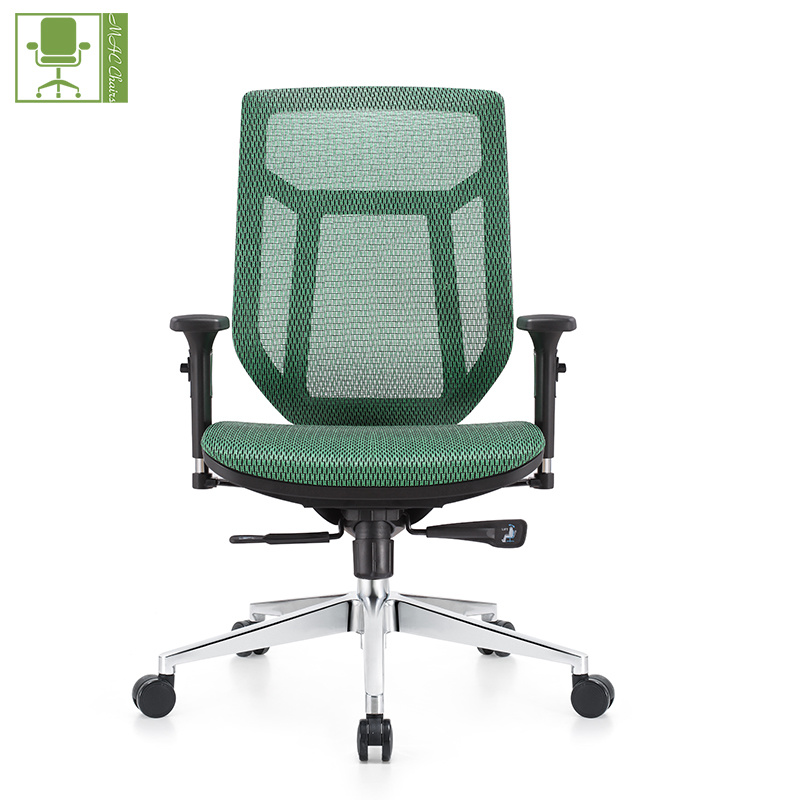 Armless Stackable Office Visitor Chair