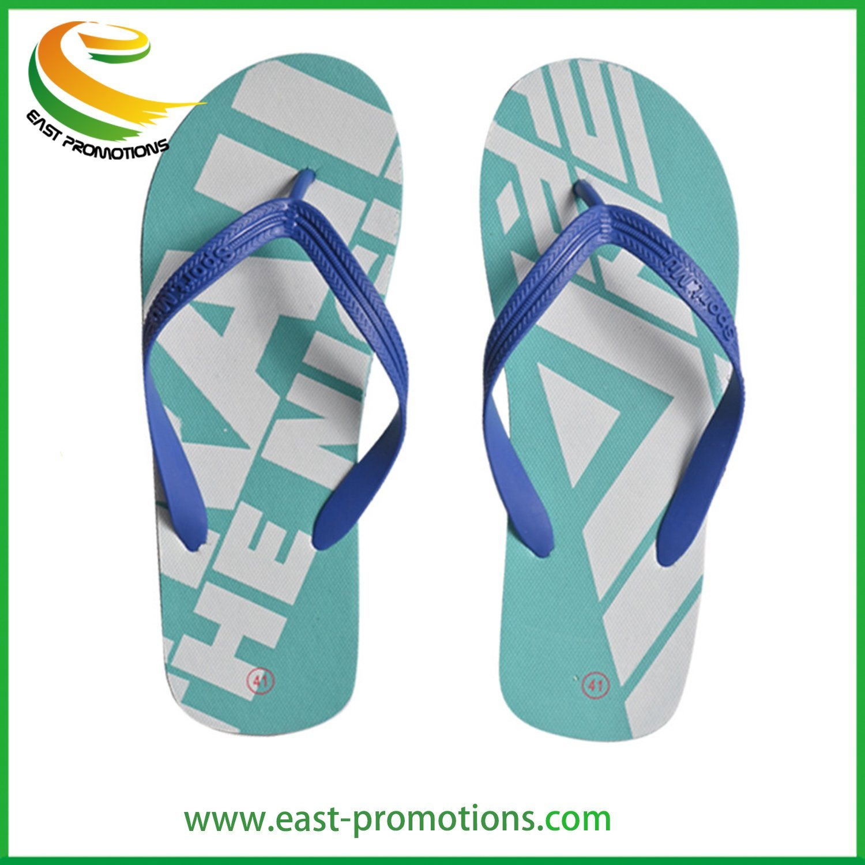 China Customized Sublimation Flip Flops