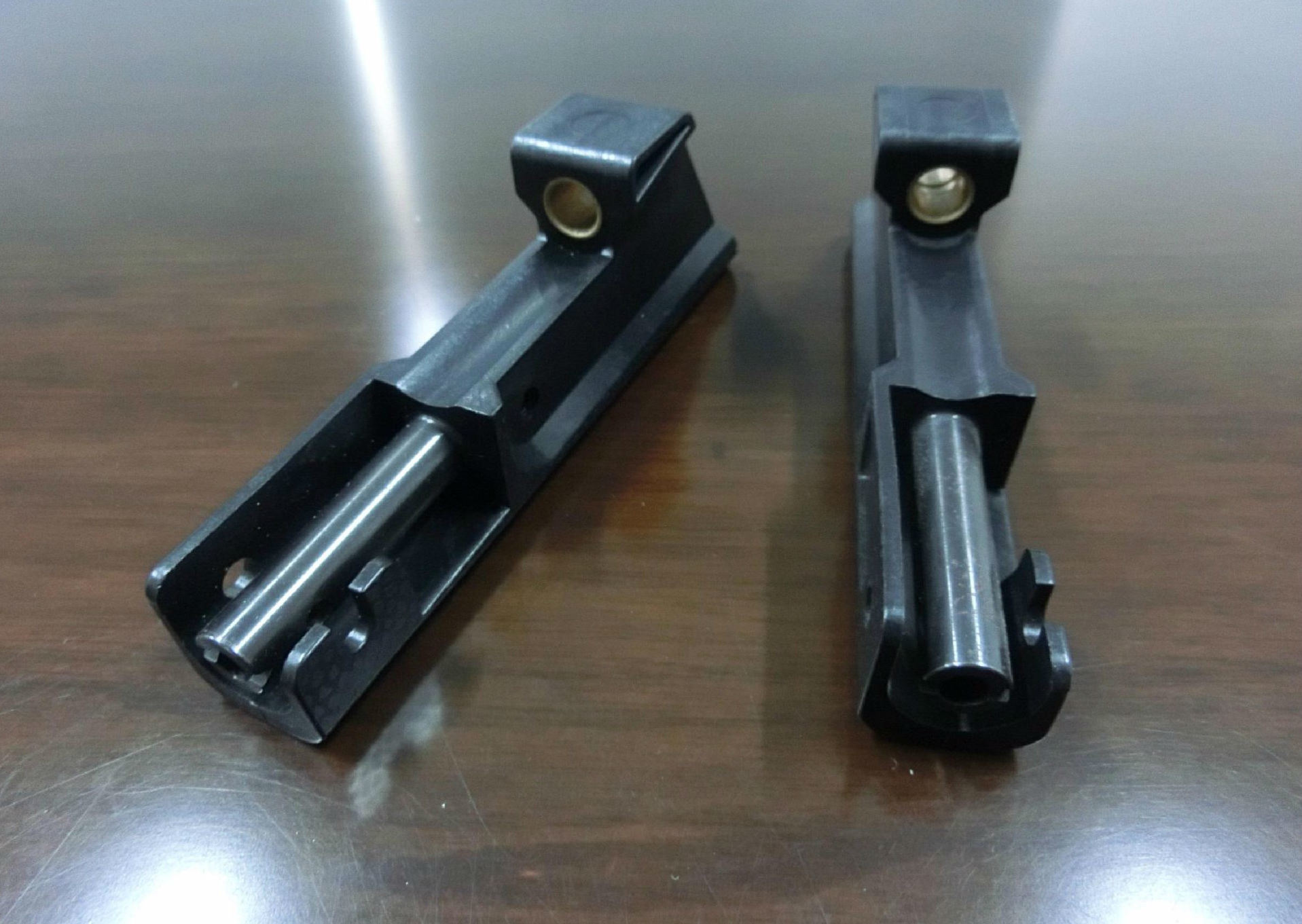 China Gun-Barrel, Plastic Injection Mold, Defense Mold, High
