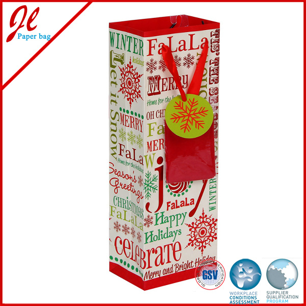 Wine Bottle Paper Bags Wine Bottle Bags