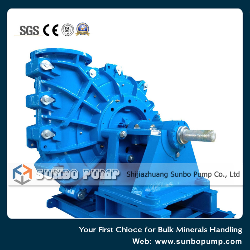 Heavy Duty Mining Horizontal Centrifugal Slurry Pumps pictures & photos