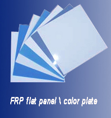 FRP Flat Kaisi Sheets for Construction and Decoration