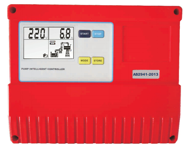 China Electrical Fire Pump Control Panel - China Pump
