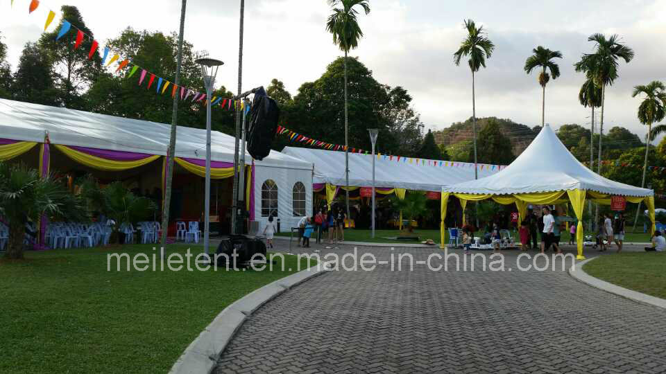 20X30m Big Luxury Wedding Party Canopy Tent for Sale pictures & photos