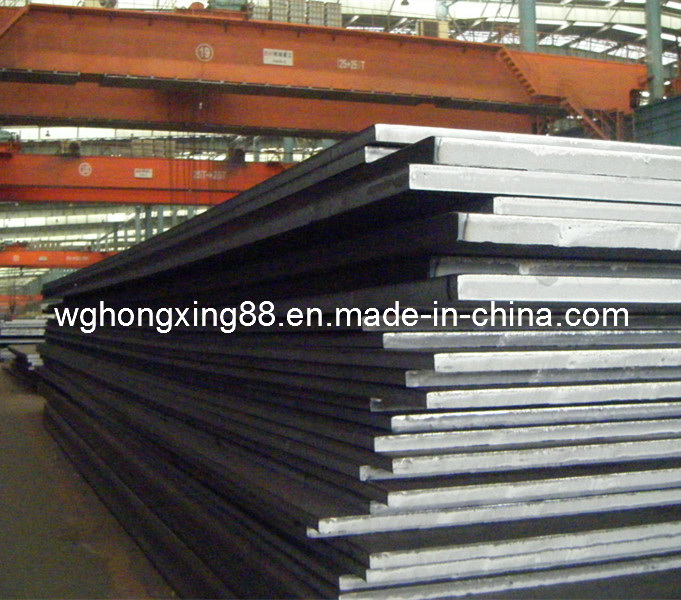 Low Price and Low Alloy Steel Sheet (Q345A/B/C/D) pictures & photos