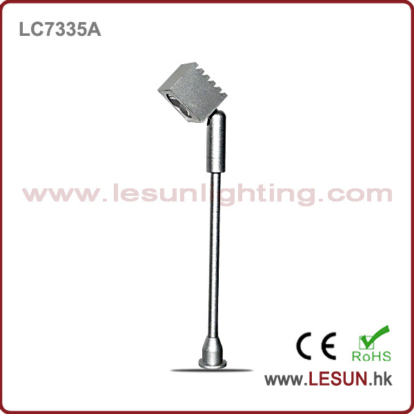 Custom Design 1W OEM Height LED Jewelry Spotlight for Display LC7335A